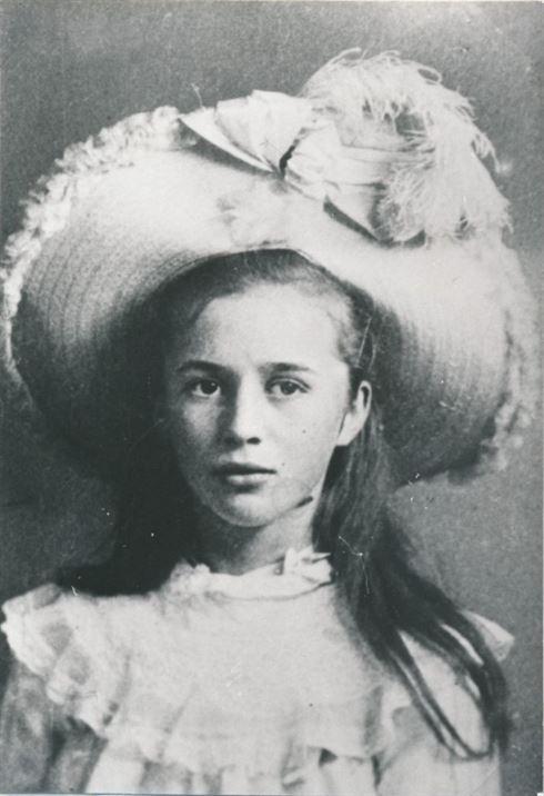 Florence (Dot) Munks c.1891