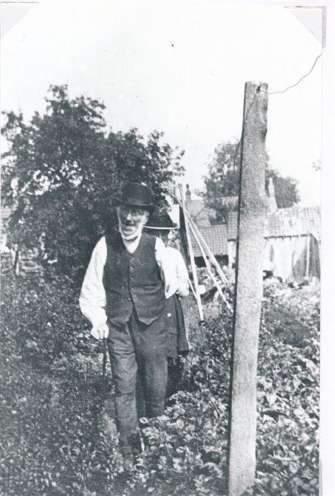 Thomas Burnett (1826-1921)
