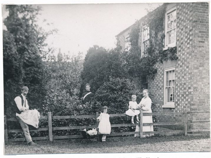 The Yews, c. 1894