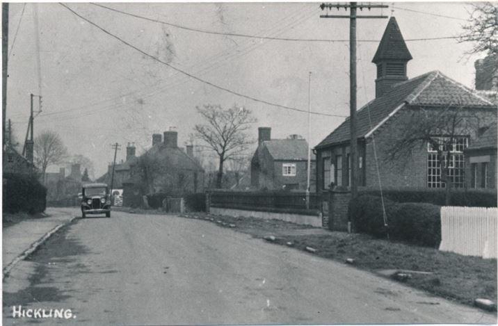 The School 1940s