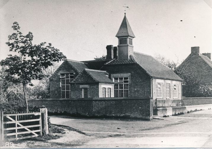 Hickling School (now the Village Hall)
