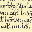 Open Domesday Notts p23 extract