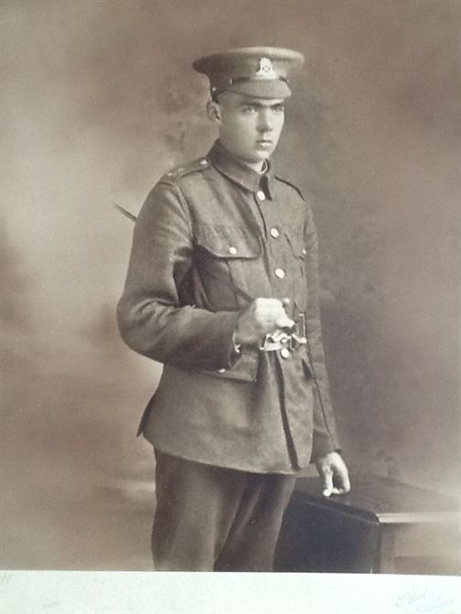 William Salt d. 12th April 1918