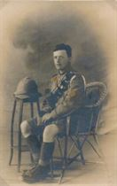 W0166a Percy Collishaw WWI