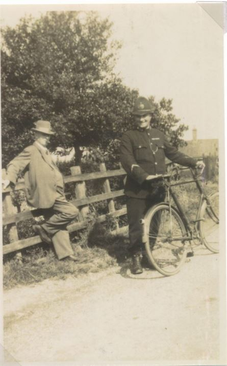 W0339b Bridge/Plough (1920s)
