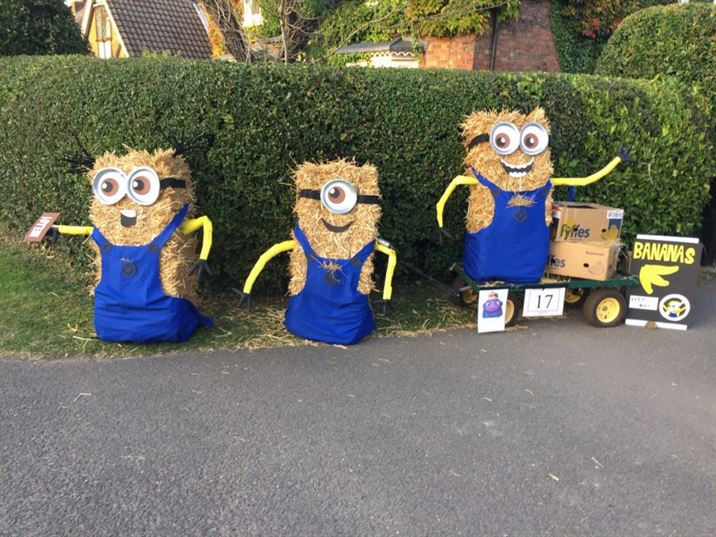 Scarecrows 2019; animation