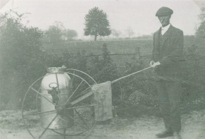 W1079b Thomas Clement Rose (1914/18) - Harles Meadows