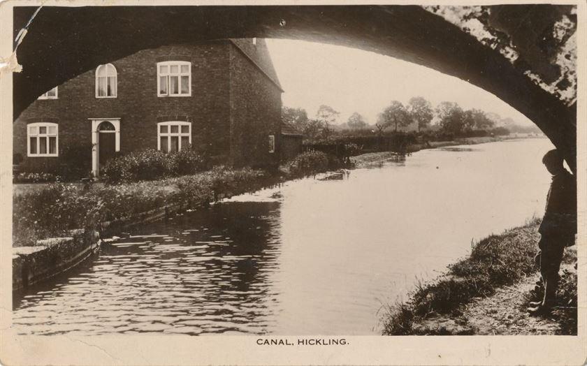 W1307a Canal, Basin & Bridge (dates?)