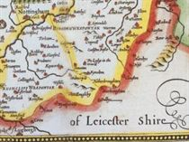 Britain's Tudor Maps - Nottinghamshire 1603-1611 (Batsford 1988)