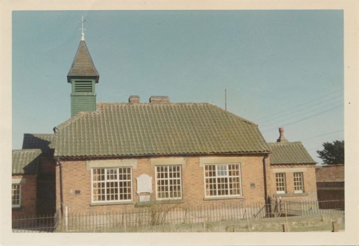 Hickling School 1966