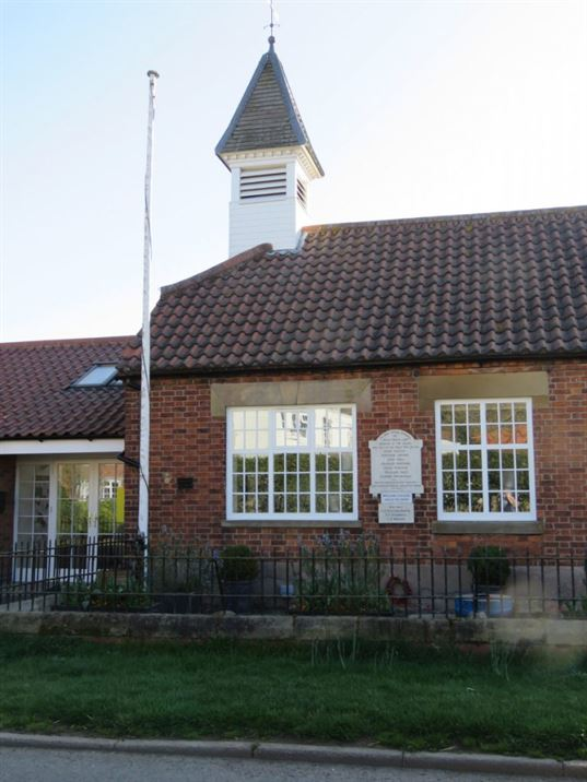 Hickling Village Hall (March 2019)