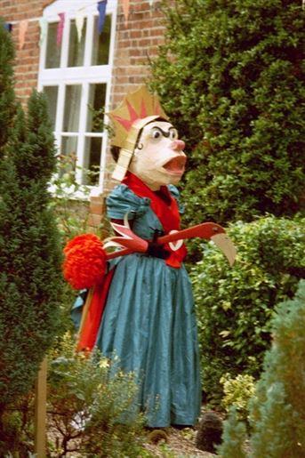 Scarecrows 2001: Fairy Tales & Nursery Rhymes (JF)