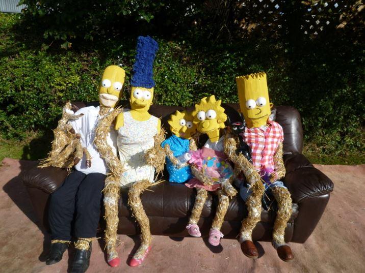 Scarecrows 2016 Comedy Classics (CW)