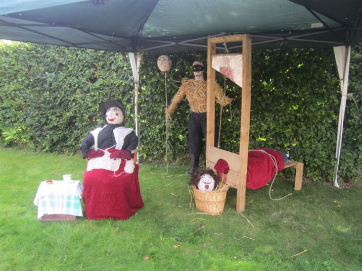 Scarecrows 2015: horrible histories (JF)