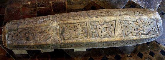 CG: anglo-saxon grave cover