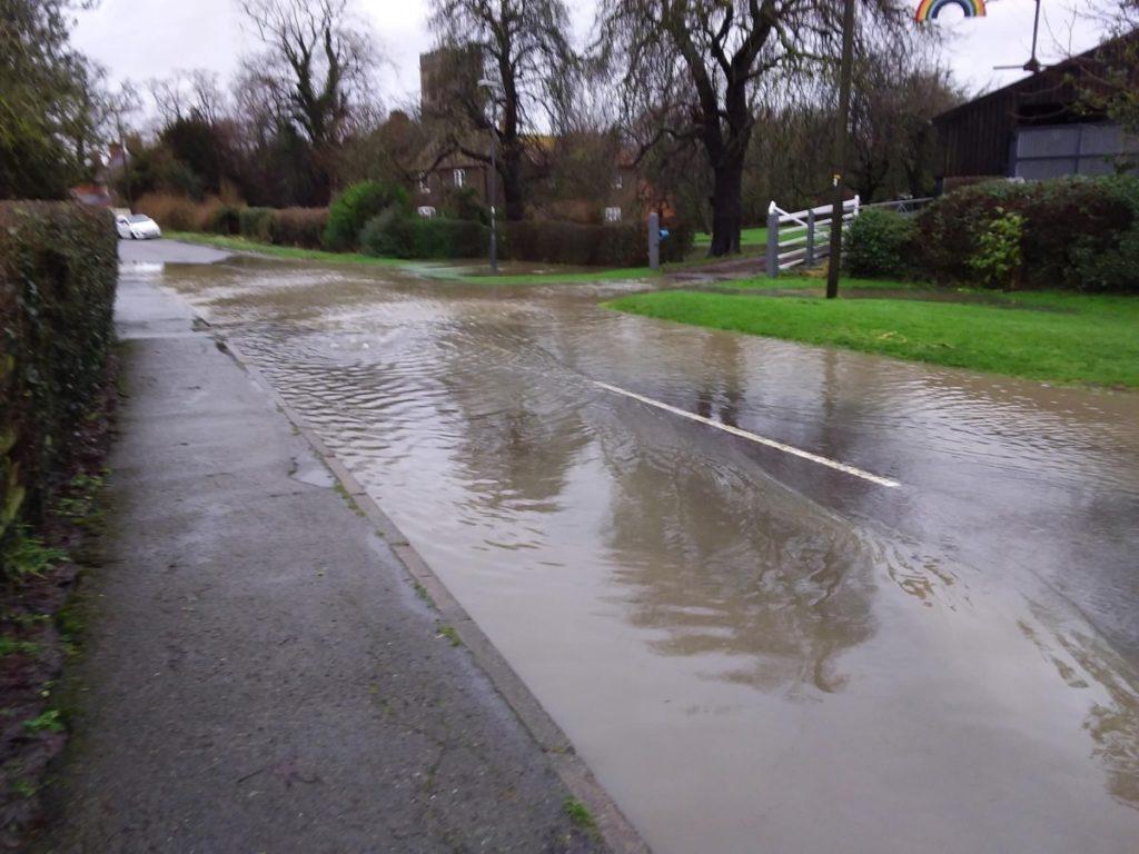 Flooding (19/1/2021)
