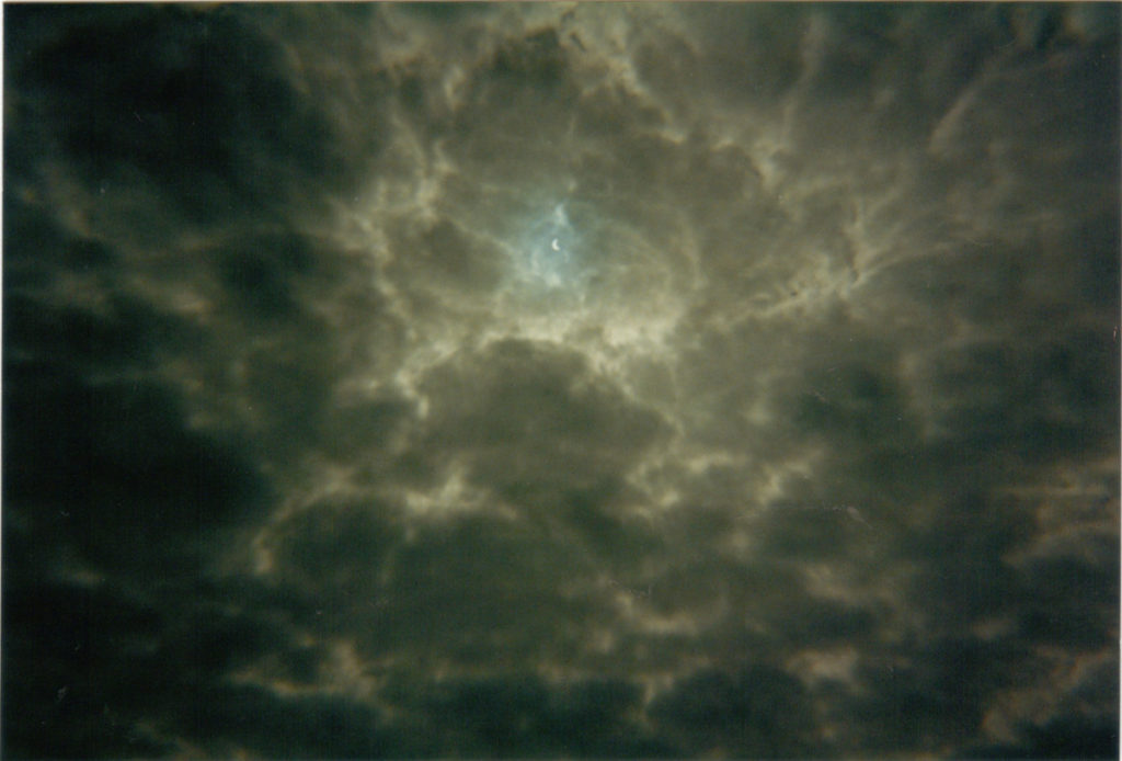 Solar Eclipse (August 11th 1999) - from the Wharf