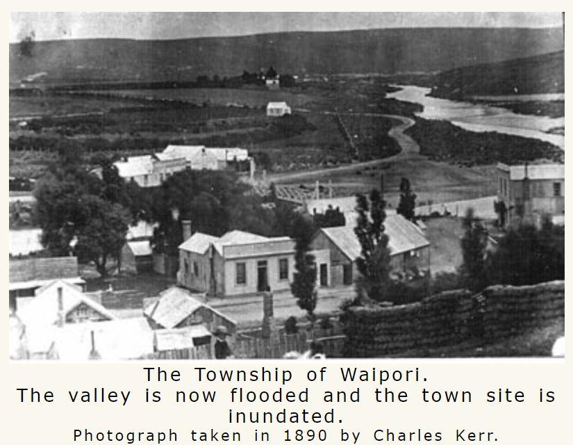 Waipori 1890 - David Still article