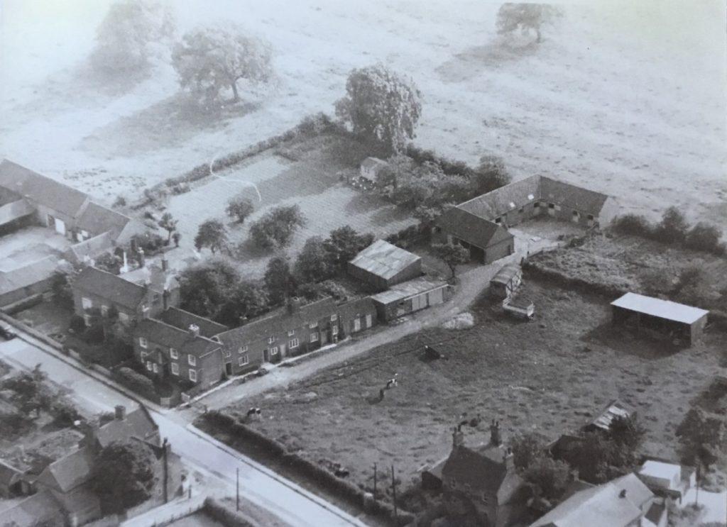 Home Farm c.1950 - (Norton family)