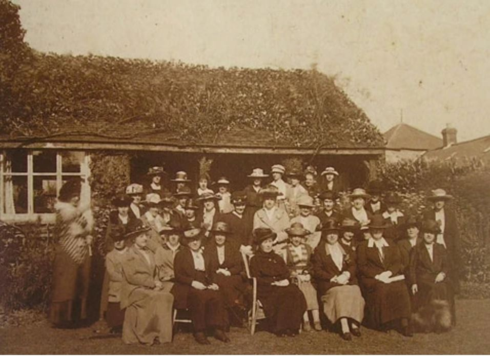 The first British WI met on Anglesey in North Wales on September 16th 1915.